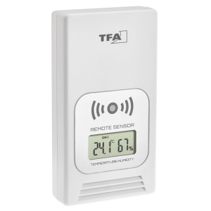 Transmetteur extérieur pour station météo 356938 et 356939