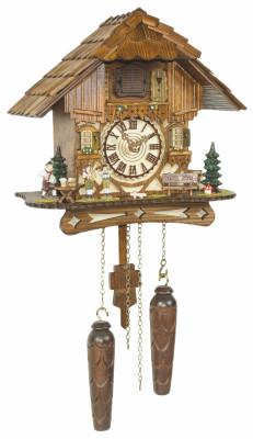 Cuckoo clock musicians