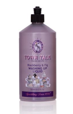 Mr Town Talk Spülmittel Blackberry and Fig 500ml