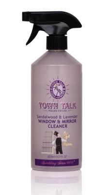 Mr Town Talk Glasreiniger Sandelholz und Lavendel 620ml