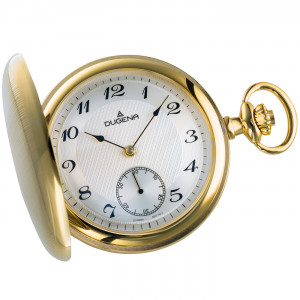 Pocket watch Savonette 4460501 Manual winding