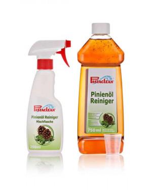 Pastaclean Pinienölreiniger, Konzentrat 1 Liter, mit Zubehör