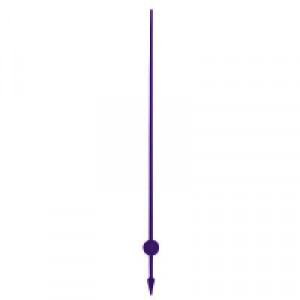 Trotteuse lilas 80mm