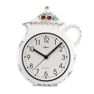 Atlanta 6024 Kitchen clock radio-controlled white