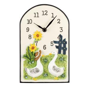Atlanta 6108 Kitchen clock quartz multicolored