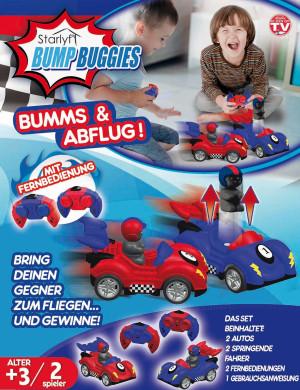 Bump Buggies Set - Das Autoscooter-Abenteuer für Kinder