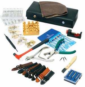 Werkzeugset für Bändewechsel - Komplettset für alle Bänderarten