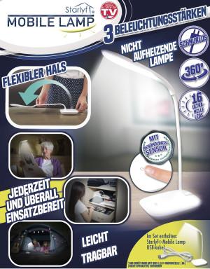 Lumière LED, flexible et sans fil