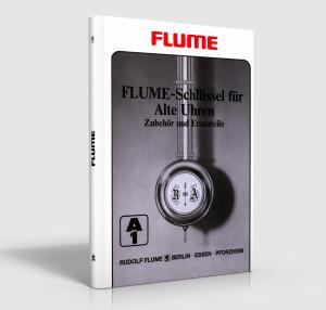 Flume-Schlüssel für Alte Uhren - Zubehör und Ersatzteile - A1