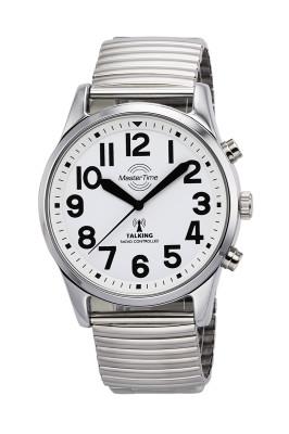 Master Time Talking Men's Watch - MTGA-10691-61M