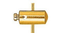 Strike hammer made of brass