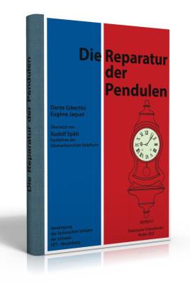 Buch Die Reparatur der Pendulen