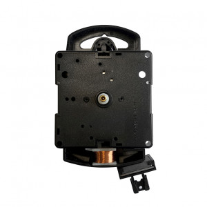 Quartz pendulum clock movement Dugena 817, pointer length 11.00mm