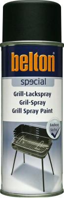 belton Grill-Lackspray, schwarz-matt - 400ml