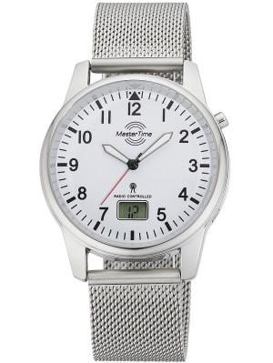 Master Time Radio controlled Basic Men's watch - MTGA-10714-60M