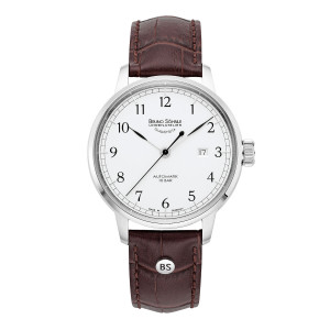 Bruno Söhnle Automatic Hamburg Automatik Big 203 Men's Watch 17-12203-221