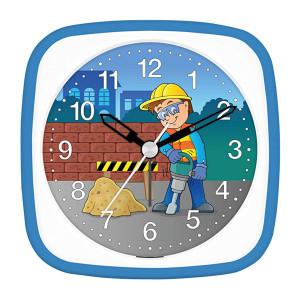 Child alarm Construction worker - Jackhammer