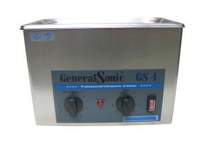 Ultraschallgerät General Sonic 4 Liter - mit Korb und Deckel