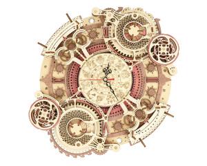 ROKR Quarz-Wanduhr und Kalender Zodiac Wall Clock