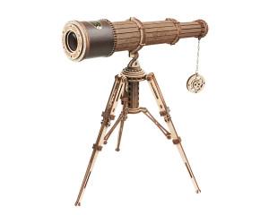 ROKR 3D-Bausatz Monokular Teleskop - voll funktionstüchtig