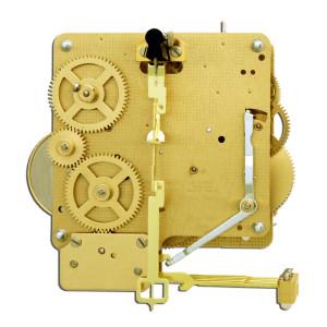 Table clock movement Hermle 341-020, 8 days, pendulum 25cm, stroke on gong