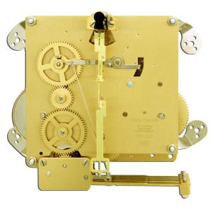 Regulator movement Hermle 351-020, 8 days, pendulum 55cm, stroke on gong