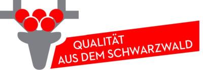 Radioréveil made in Germany Boîtier noir / cadran noir