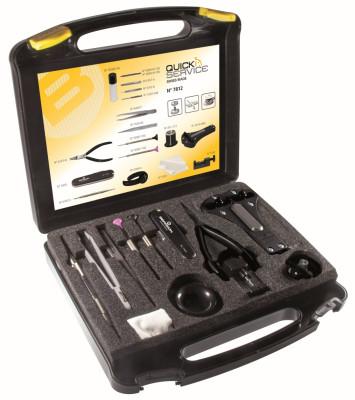 Bergeon 7812 Werkzeugkoffer zum Batterie- und Bandwechsel