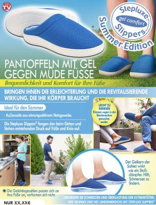 Stepluxe Gel Comfort - Größe 35/36 - unglaublich entspanntes Gehen & Stehen!