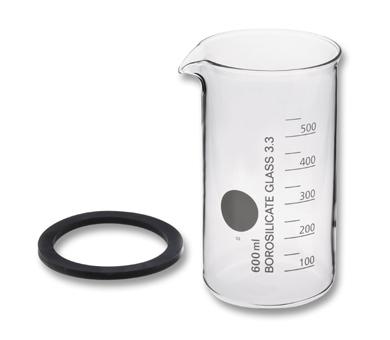 Glasbecher 600 ml Ø 82 mm