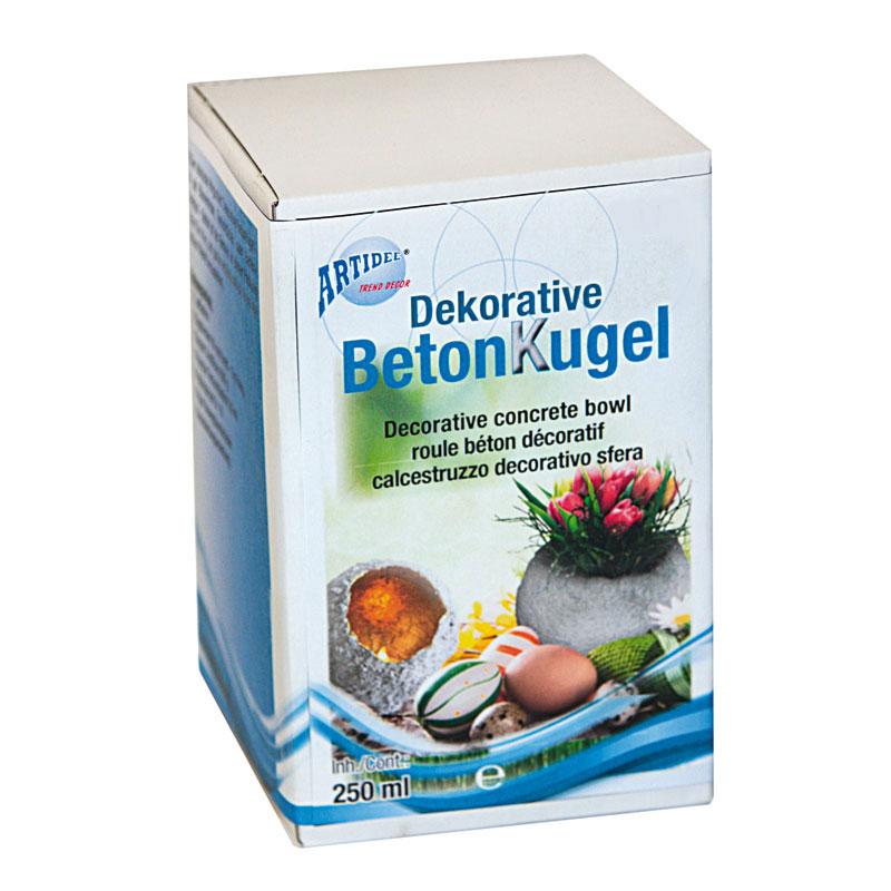 "Einsteiger-Set ""Beton-Hohlkugel"""