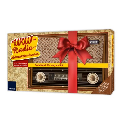 Adventskalender UKW-Radio Bausatz