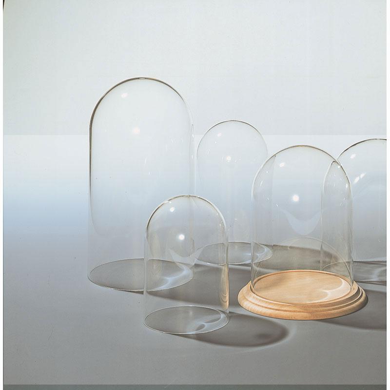 Echtglas Dome