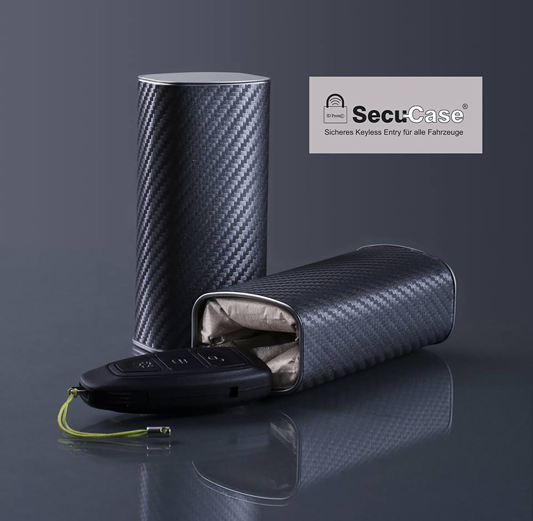 SECU-Case plus - Die Schlüsselgarage