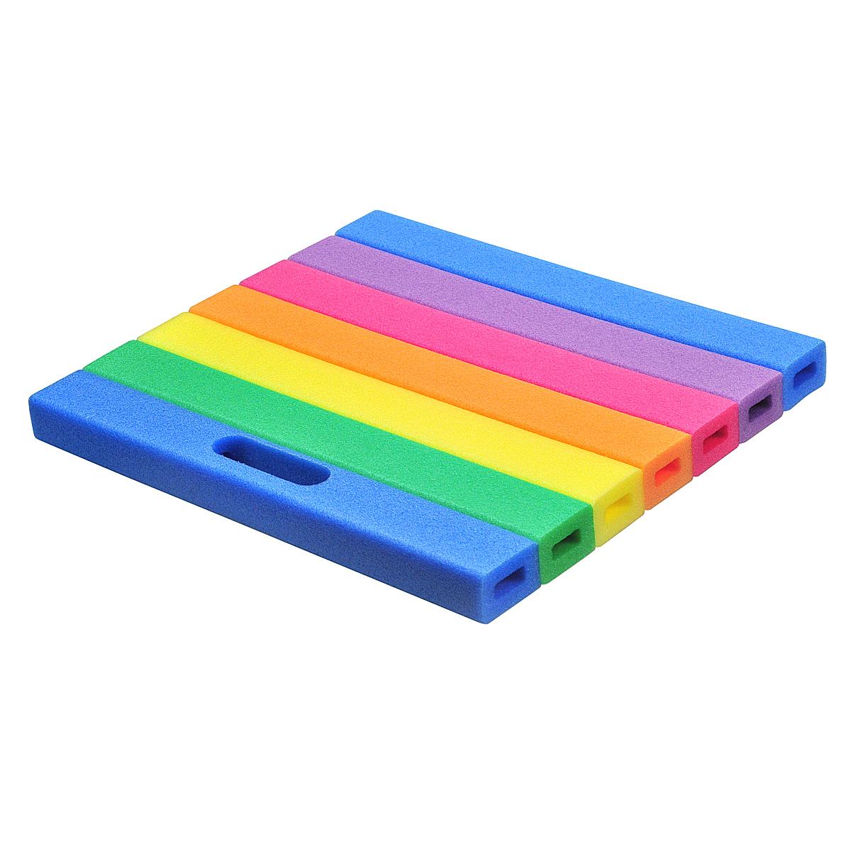 Mehrzweckkissen in Regenbogenfarbe