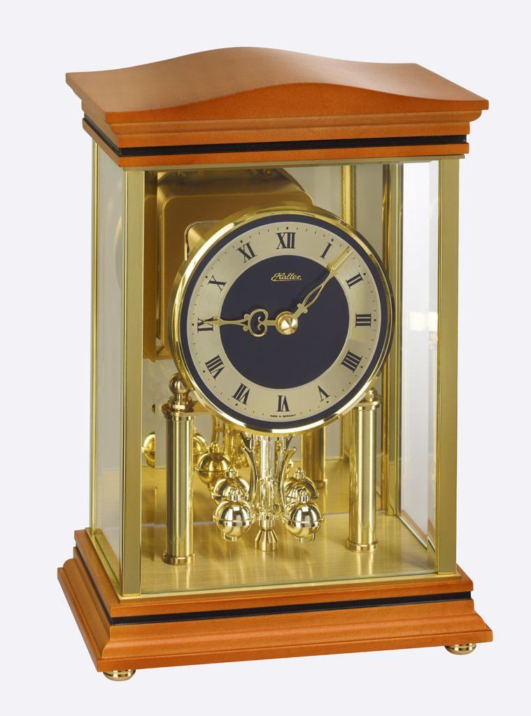 HALLER Drehpendelgehäuse-Uhr