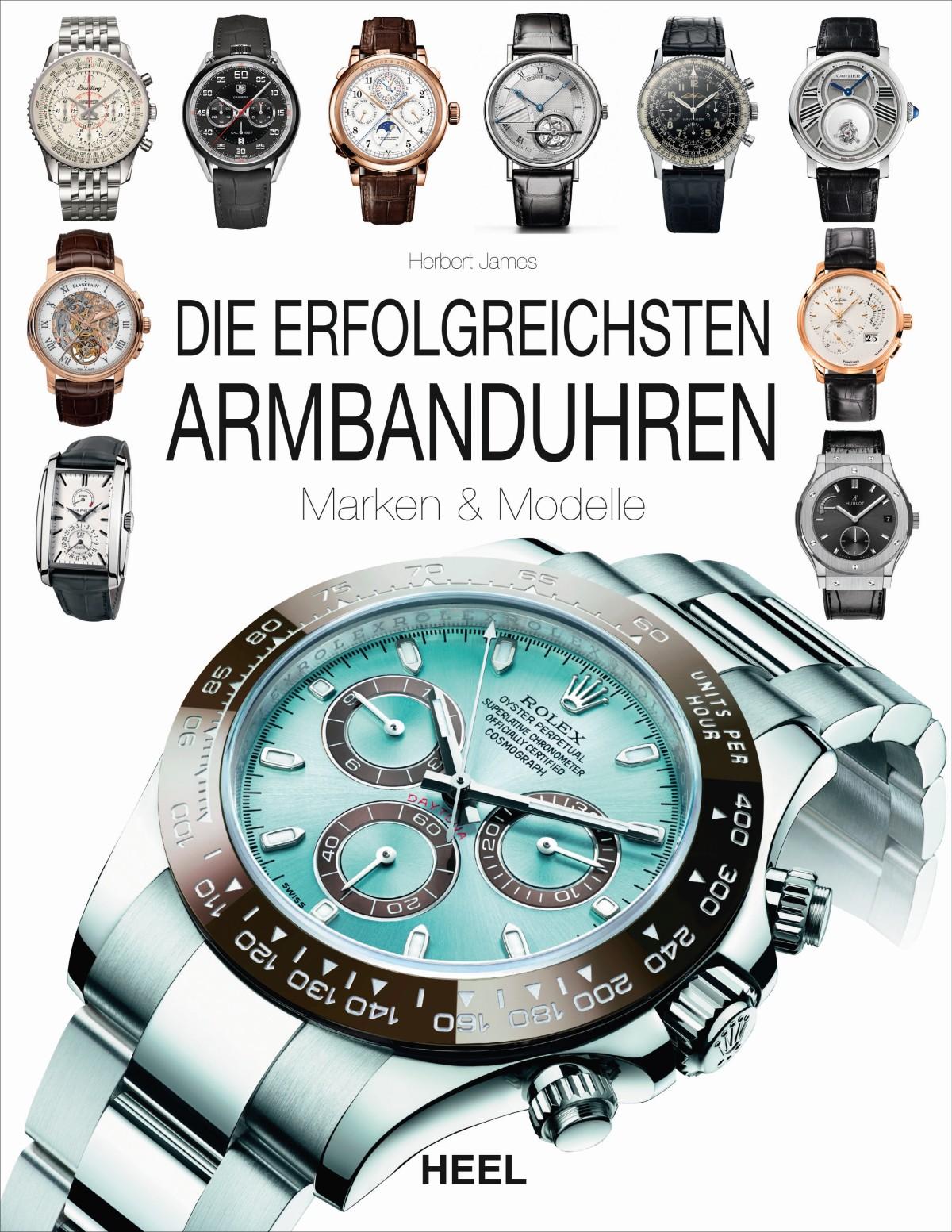 Buch Die erfolgreichsten Armbanduhren