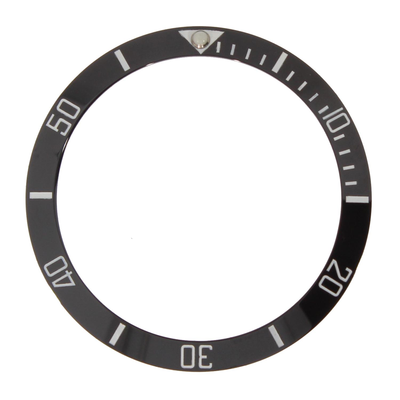 Lünetteneinlage RLX SUB best passend 10-50, schwarz/ weiß