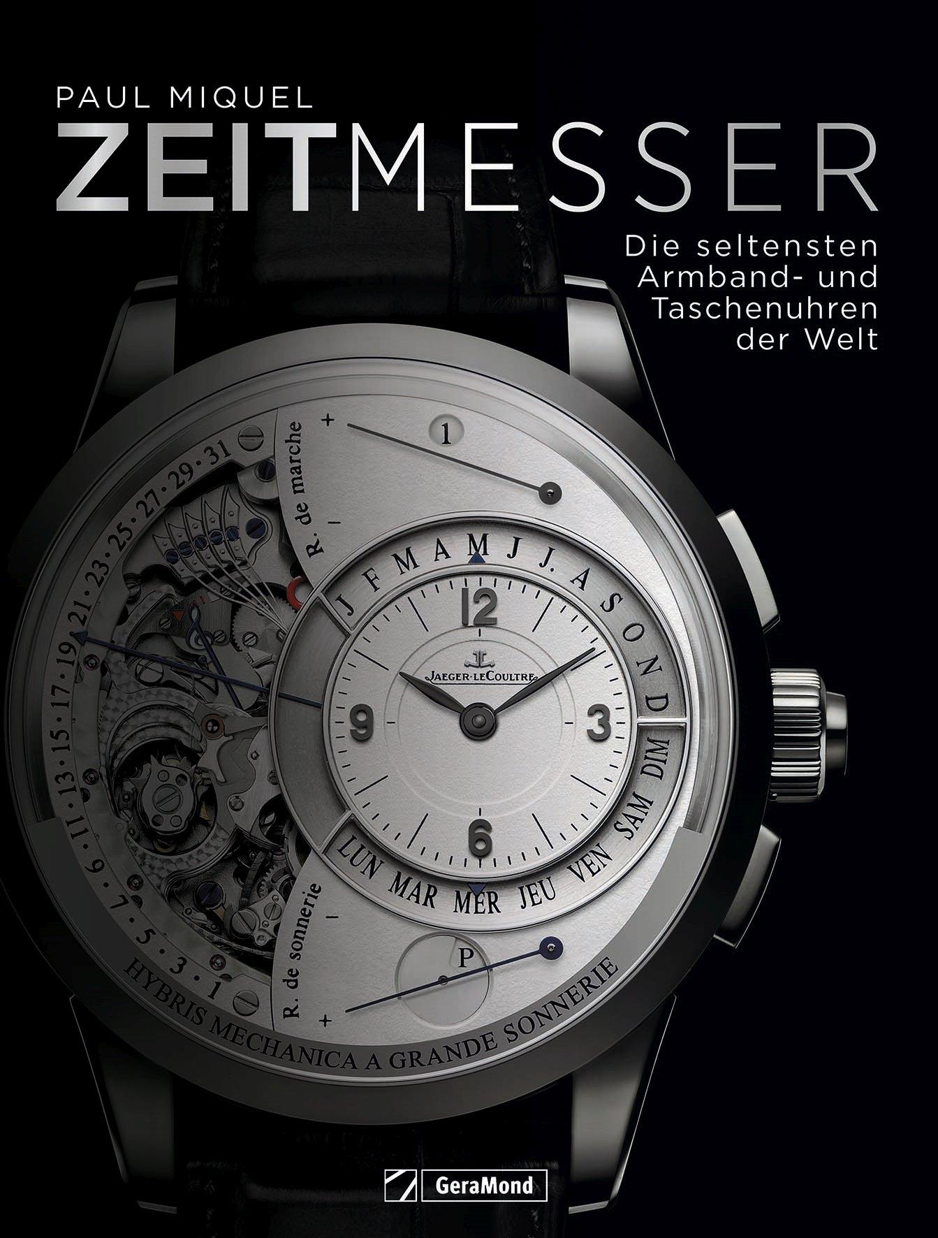 Buch: Zeitmesser