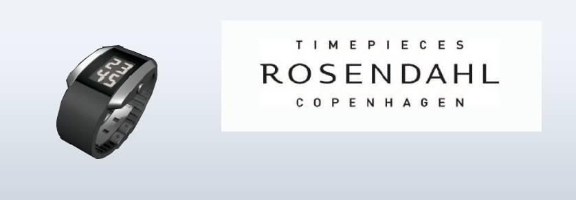 ROSENDAHL montre-bracelets