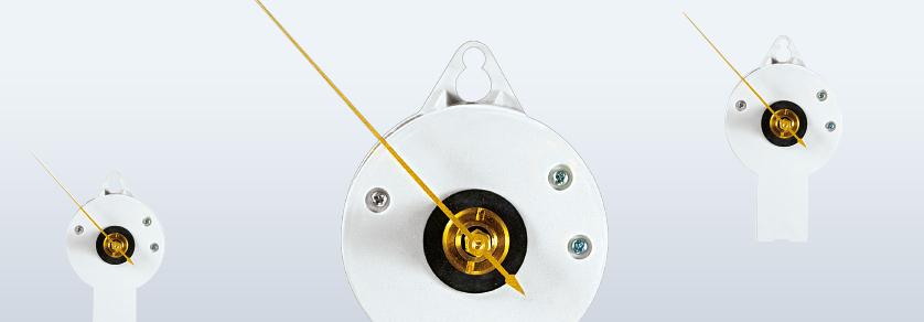 Synchron-Uhrwerke