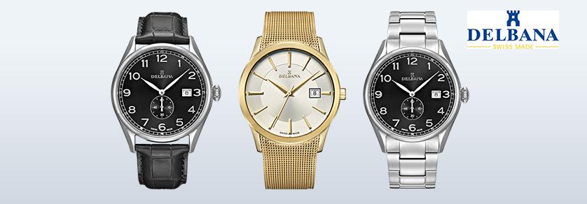 DELBANA Swiss made montres