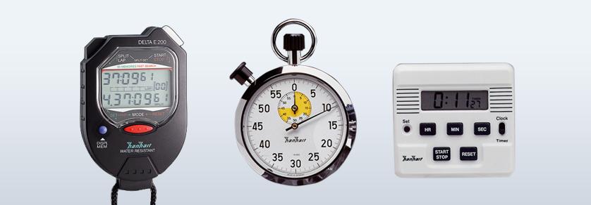 Hahnhart minuterie/ chronographe