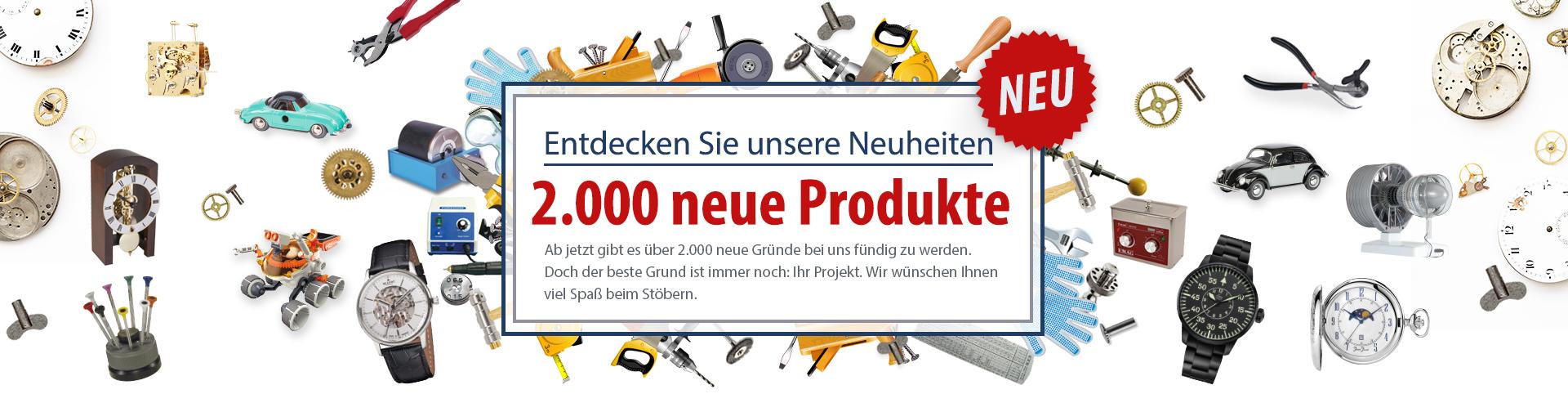 DE 300 Artikel neu